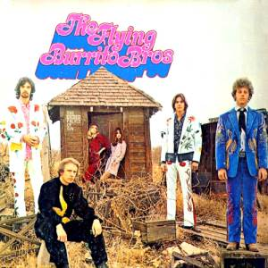 Palaced Of The Sin disco de Flying Burrito Brothers