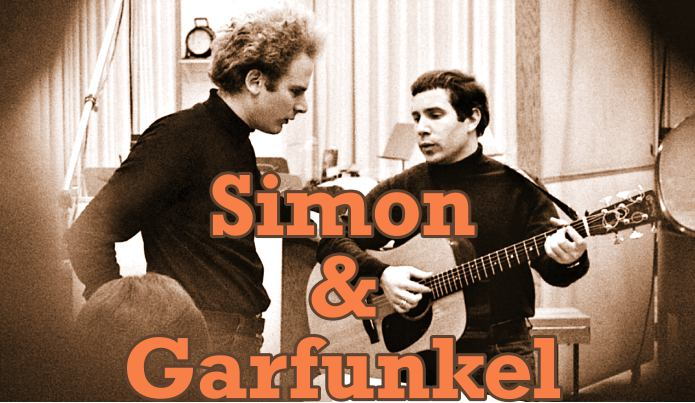 Simon and Garfunkel dueto de folk rock de los años 60