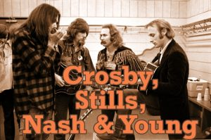 Crosby, Still, Nash Young