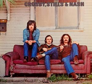 portada primer disco banda americana y supergrupo crosby stills nash