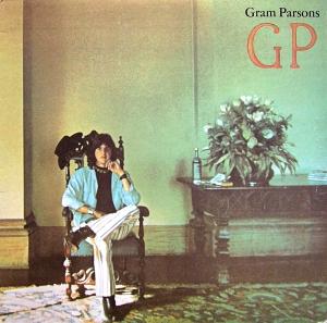 Gram Parsons GP album cover portada