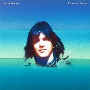 Gram Parson Grievous Angel Cover Portada disco