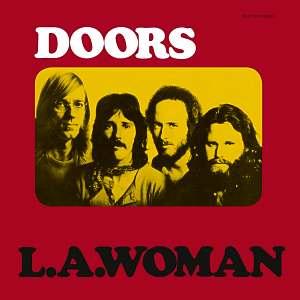 LA Woman portada The Doors