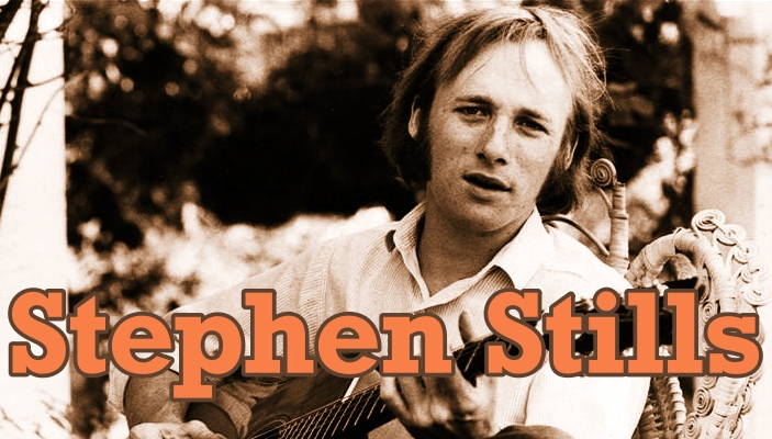 Músico Americano Stephen Stills