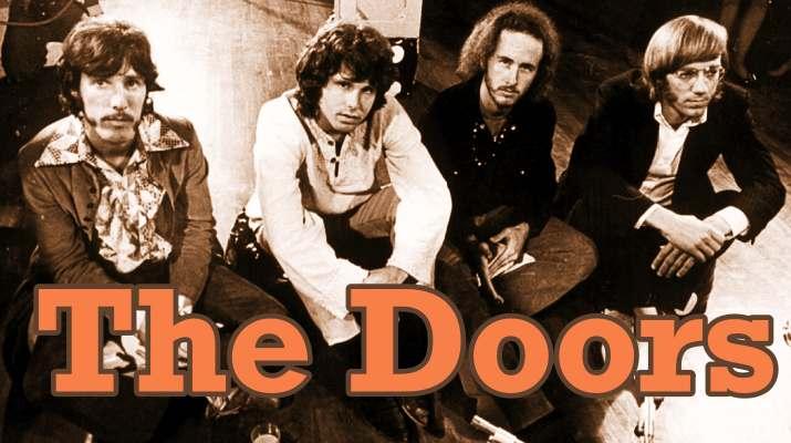 The Doors banda de Rock Psicodelico