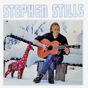 Portada del primer disco de Stephen Stills