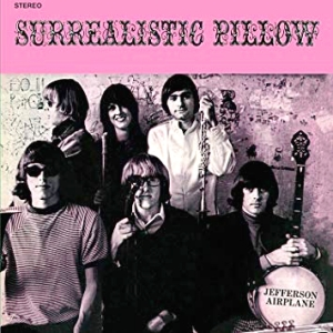 surrealistic pillow poratada segundo disco de Jefferson Airplane