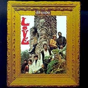 Love portada Da Capo cover arthur le
