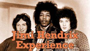 jimi hendrix experience miembros banda