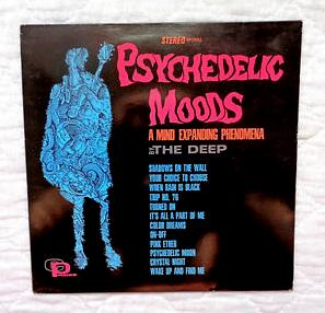 psychedelic moods the deep