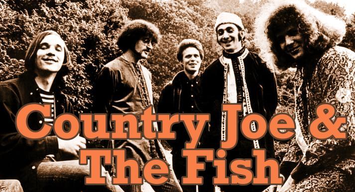 country joe and the fish banda rock ácido