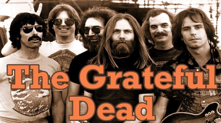 Miembros de Grateful Dead musica americana