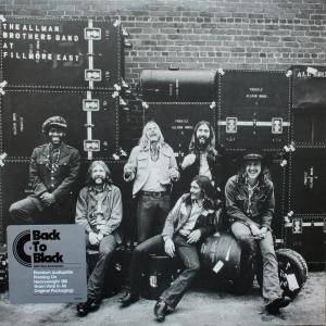 disco en directo At Fillmore East (1970-1971) de Allman Brothers