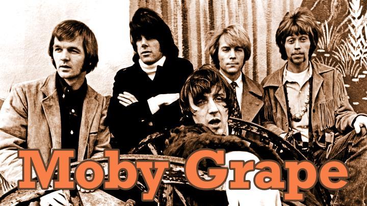 Moby Grape grupo americano de los 60 Skip Spence