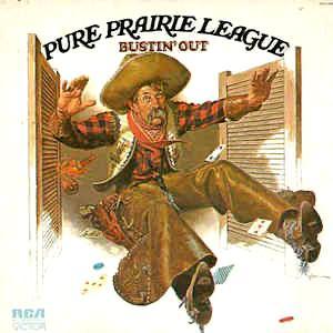 bustin out portada disco pure prairie league