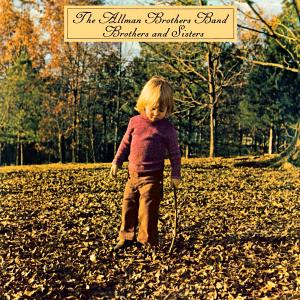 the allman brothers ,portada disco brothers and sisters
