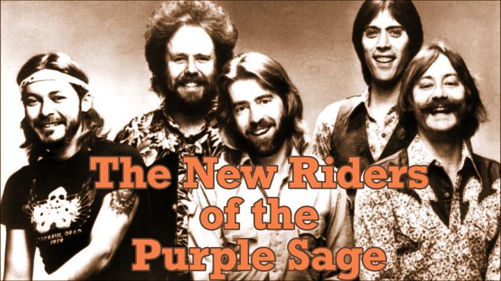 The New Riders of the Purple Sage miembros banda