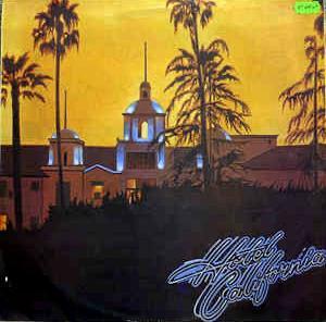 eagles hotel california portada disco