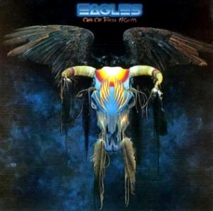 eagles one of these nights portada disco