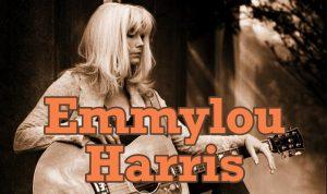 emmylou harris cantante americana de country rock