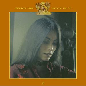 emmylou harris piecs of sky portada disco emmylou harris