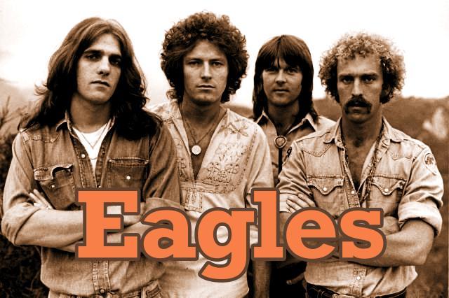 los miembros de egles banda de rock