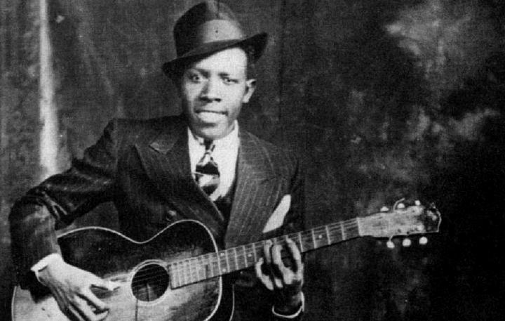 robert johnson y el delta blues