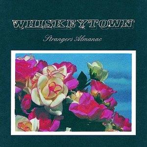 strangers almanac whiskeytown portada