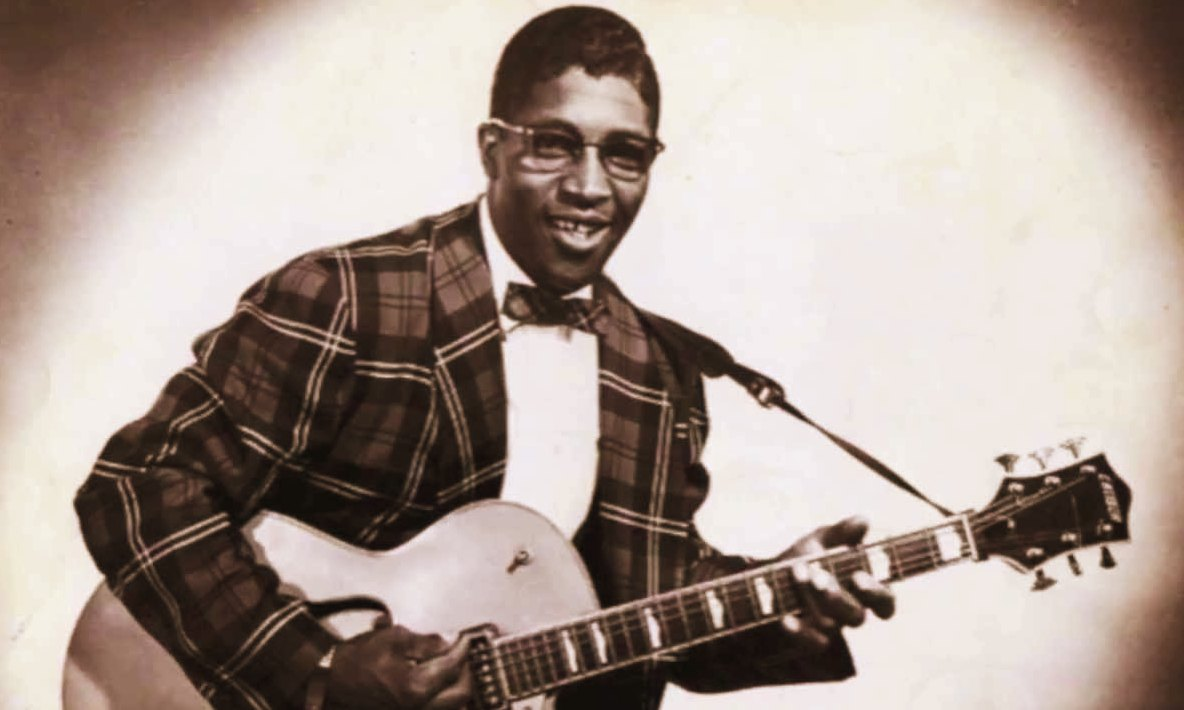 Bo Diddley chicago blues