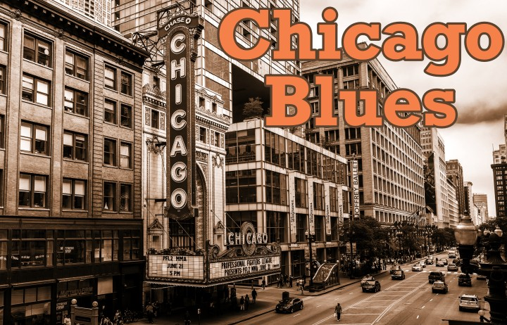 historia del chicago blues
