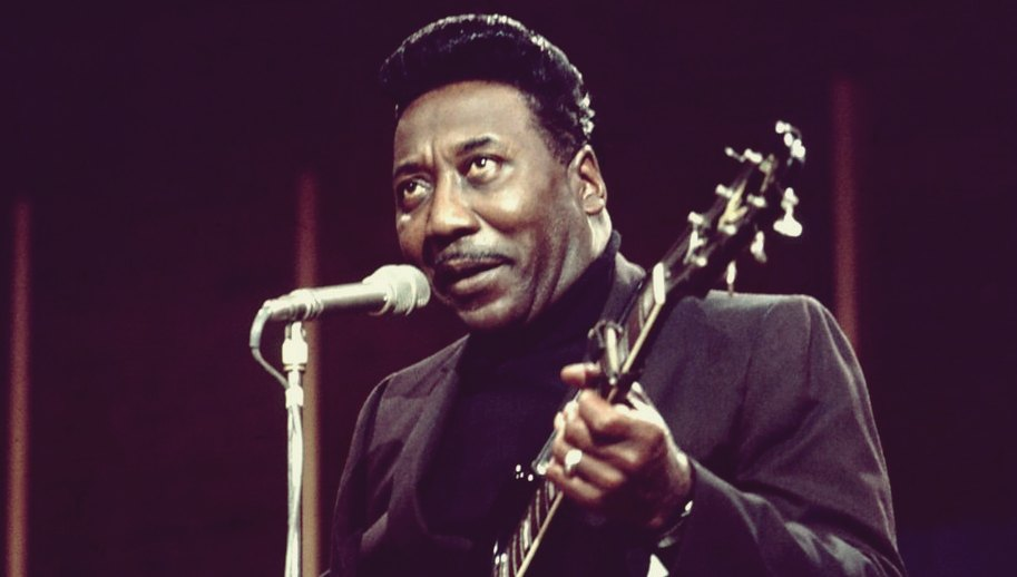Muddy waters padre del chicago blues